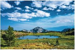 Boundary Trail Pasayten Wilderness